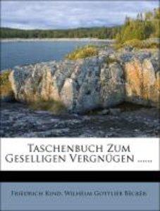 Taschenbuch Zum Geselligen Vergnügen ......
