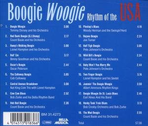 Boogie Woogie Rythm Of The USA
