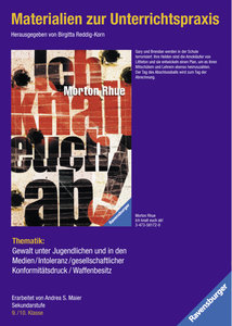 Materialien zur Unterrichtspraxis - Morton Rhue: Ich knall euch