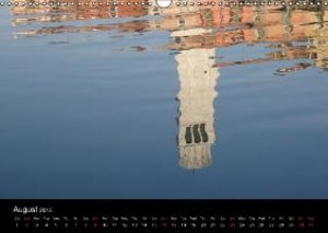 Venetian Reflections (Wall Calendar 2015 DIN A3 Landscape)