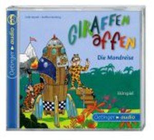 Giraffenaffen 03 - Die Mondreise (CD)