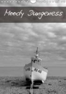 Moody Dungeness (Wall Calendar 2015 DIN A4 Portrait)
