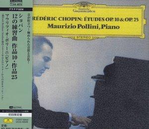 Etudes op.10 & op.25-SHM-CD