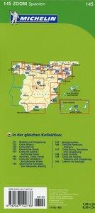 Michelin Zoomkarte Hochpyrenäen 1 : 150 000