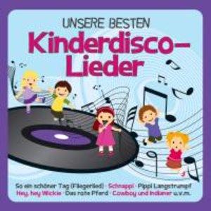 Familie Sonntag - UNSERE BESTEN Kinderdisco-Lieder