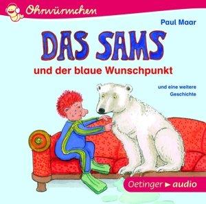 Das Sams und der blaue Wunschpunkt (CD)
