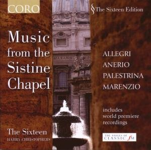 Music aus der Sixtinischen Kapelle