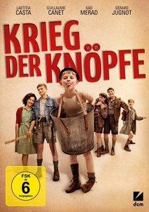 Krieg der Knöpfe (DVD)