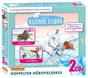 CD Box Eisbär: Rettet d.Rentiere/i.d.Walbucht
