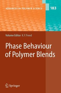 Phase Behavior of Polymer Blends