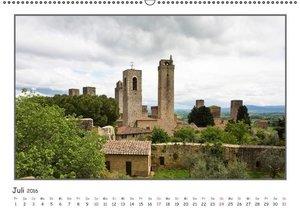 Toskana-Impressionen (Wandkalender 2016 DIN A2 quer)