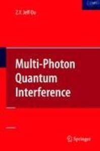Multi-Photon Quantum Interference
