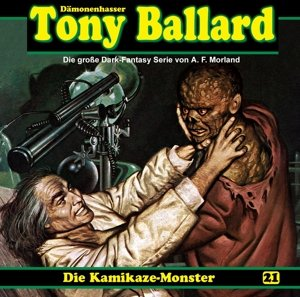 Tony Ballard 21-Die Kamikaze-Monster