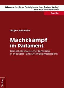 Machtkampf im Parlament