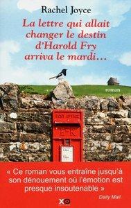 La lettre qui allait changer le destin d'Harold Fry arriva le ma