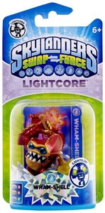 Skylanders Swap Force - Single Character - Light Core (Wham-Shel