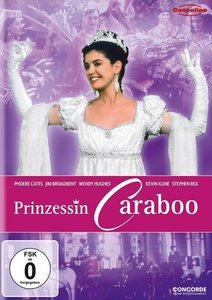 Prinzessin Caraboo (DVD)