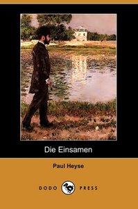 Die Einsamen (Dodo Press)