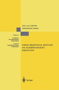 From Brownian Motion to Schrödinger's Equation