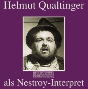 Als Nestroy-Interpret