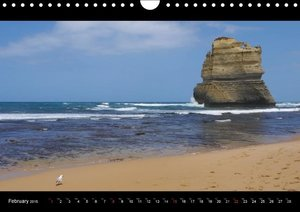 Great Ocean Road - Dream Road of Australia / UK-Version (Wall Ca