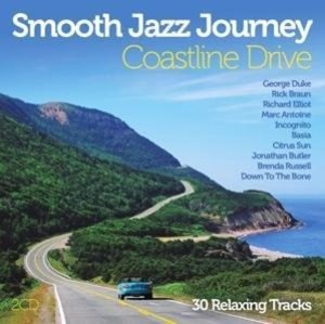 Smooth Jazz Journey: Coastline Drive
