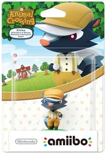 Amiibo Animal Crossing Collection - Schubert