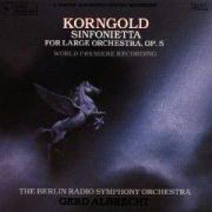 Sinfonietta op.5