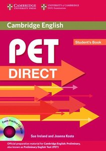 PET Direct. Student's Book with CD-ROM