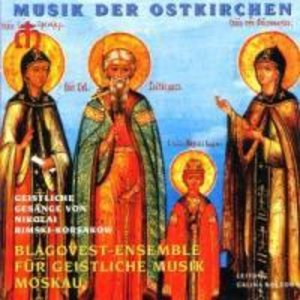 Geistliche Gesänge Von Rimski-Korsakow