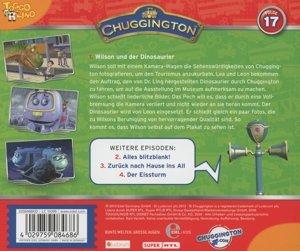 (17)HSP z.TV-Serie-Wilson Und Der Dinosaurier