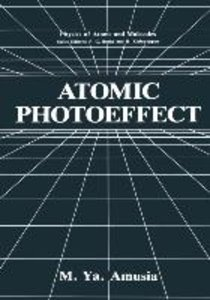 Atomic Photoeffect