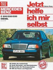 Mercedes Benz C 200 / 220/ 250 Diesel ab Juni '93. Jetzt helfe i