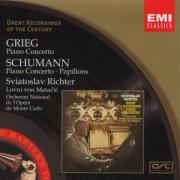 Richter/OMC/Matacic: Klavierkonzerte/Papillons - zum Schließen ins Bild klicken