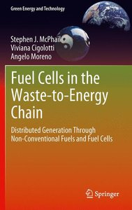 Fuel Cells in the Waste-to-Energy Chain