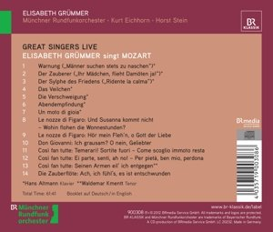 Great Singers Live