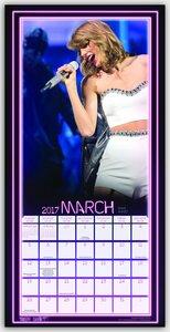Taylor Swift 2017 - 18-Monatskalender
