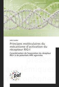 Principes moléculaires du mécanisme d'activation du récepteur RI