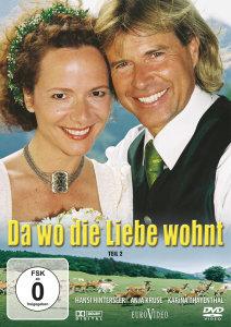 Hansi Hinterseer 2-Da wo die Liebe wohnt (DVD)