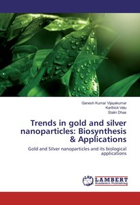 Trends in gold and silver nanoparticles: Biosynthesis & Applicat