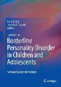 Handbook of Borderline Personality Disorder in Children and Adol