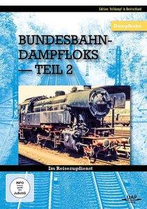 Bundesbahndampfloks 02. Reisezugdienst