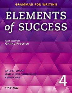 Elements of Success 4. Student Book with Essential Online Practi