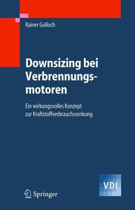 Downsizing bei Verbrennungsmotoren