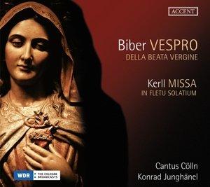 Vespro della Beata Vergine/Missa in Fletu Solatium