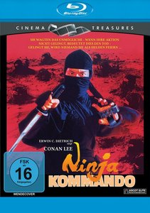 Ninja Kommando-Blu-ray Disc-Cinema Treasures