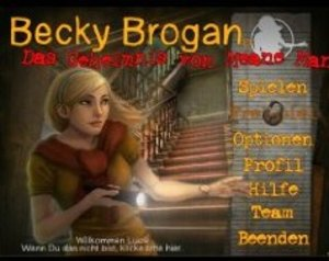 Becky Brogan-The Mystery of Meane Manor