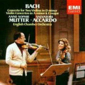 Violinkonz.BWV 1041,1042,1043