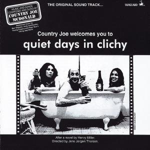 Quiet Days In Clichy Soundtrack