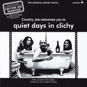 Quiet Days In Clichy Soundtrack